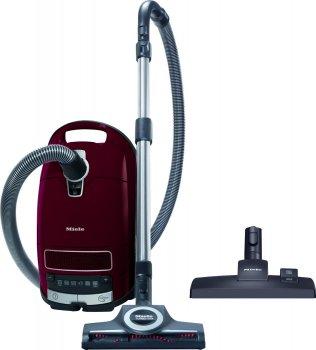 Пылесос для сухой уборки MIELE SGEF3 Cat&Dog красная малина