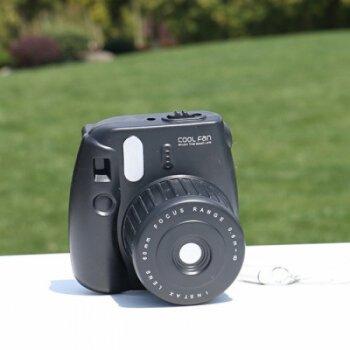 Вентилятор FOR Фотоаппарат Black (123522)