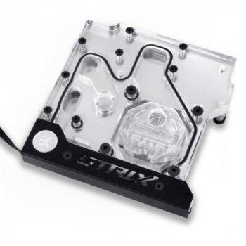 Водоблок EKWB EK-FB ASUS Z270E Strix RGB Monoblock - Nickel (3831109821701)