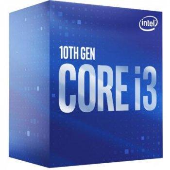 Процессор INTEL Core™ i3 10100F (BX8070110100F)