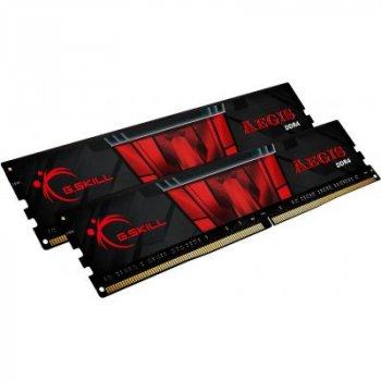 Модуль памяти для компьютера DDR4 16GB (2x8GB) 3200 MHz AEGIS G.Skill (F4-3200C16D-16GIS)