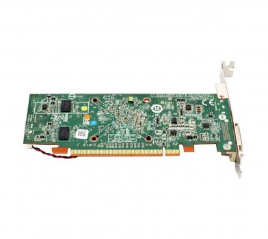 Видеокарта PCI-E Dell AMD Radeon HD6350, 512MB GDDR3, 64bit, 2xDVI (ATI-102-C26405) Б/У