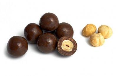 Фундук у молочному шоколаді 300 гр