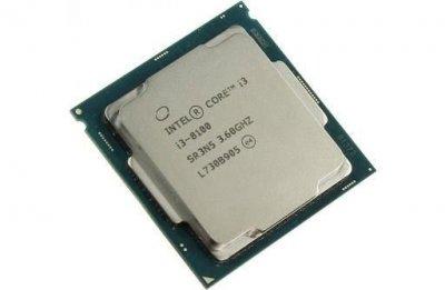 Процесор Intel Core i3-8100 Б/У