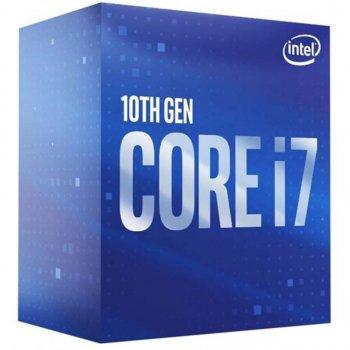 Процесор Intel Core i7 10700KF 3.8 GHz (16MB, Comet Lake, 95W, S1200) Box (BX8070110700KF)