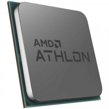 Процессор AMD Athlon 3000G 3.5GHz (4MB 35W AM4) Multipack (YD3000C6FHMPK)