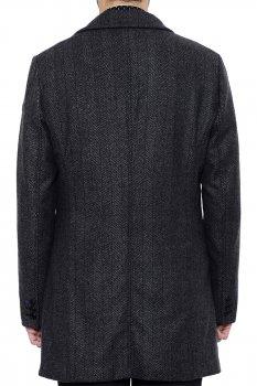 Пальто Up To Be Сірий (ARSENIO AG 1017)