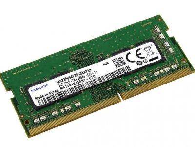 Модуль пам'яті SO-DIMM 8GB/2666 DDR4 Samsung (M471A1K43DB1-CTD)