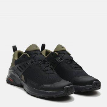 Кроссовки Salomon X Raise L41041200 Черные с хаки