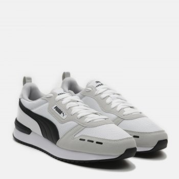 Кроссовки Puma R78 37311702 White-Gray Violet-Black M
