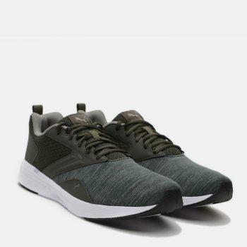 Кроссовки Puma NRGY Come 19055603 Зеленые с серым