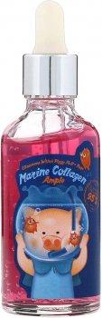 Сыворотка для лица Elizavecca Witch Piggy Hell Pore Marine Collagen Ample 95% на морском коллагене 50 мл (8809624501380)