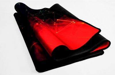 Игровая поверхность WorkPlaceShop GAME RED WEB 400х900 мм