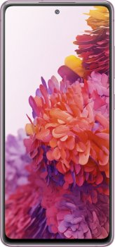 Мобильный телефон Samsung Galaxy S20 FE (2021) 8/256GB Light Violet (SM-G780GLVHSEK)