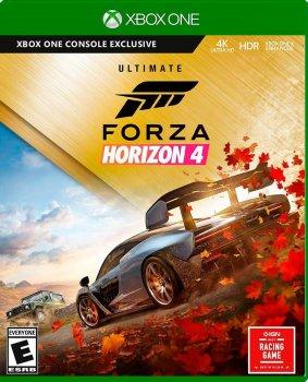 Forza Horizon 4 Ultimate Edition карта оплаты для Xbox One