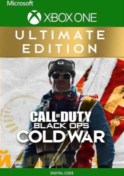Call of Duty®: Black Ops Cold War - Ultimate Edition карта оплаты для Xbox One