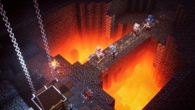 Ключ активации Minecraft Dungeons Hero Edition (Майнкрафт - героическое издание) для Xbox One/Series