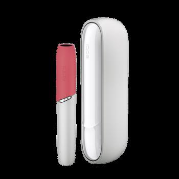 Ковпачок для IQOS (Айкос) 3/3 DUO (Дуо) Пластик Матовий Рожевий