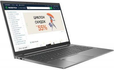 Ноутбук HP ZBook Firefly 15 G8 (1G3U4AV_V4) Silver