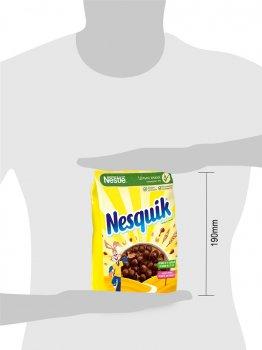 Сухой завтрак Nesquik 125 г (5900020027641)