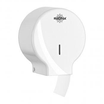 Диспенсер рулонної туалетного паперу Rulopak 1310 білий