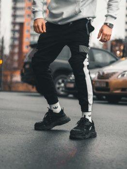 Cпортивные штаны Over Drive Wline черные