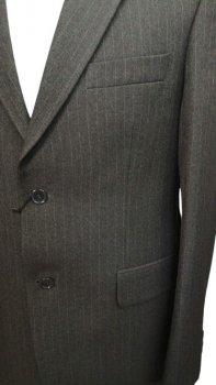 Мужской костюм West-Fashion 859 коричневый 188