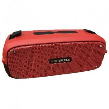 Портативна колонка Hopestar A20 (55W) Bluetooth Акустична стерео система з функцією TWS Red