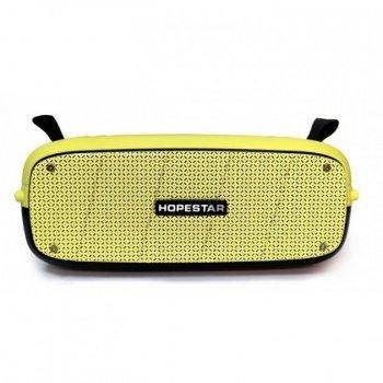 Портативна колонка Hopestar A20 (55W) Bluetooth Акустична стерео система з функцією TWS Yello