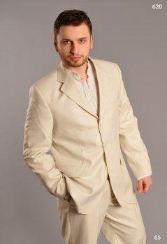 Чоловічий костюм West-Fashion 620 льон 188
