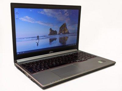 Ноутбук Fujitsu E754 / i5-4210M / 4Gb / 320Gb / intel HD 4600 БУ