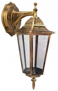 Настінний ліхтар (35х15х20 див.) Золото постарене YR-9029-w/s-p