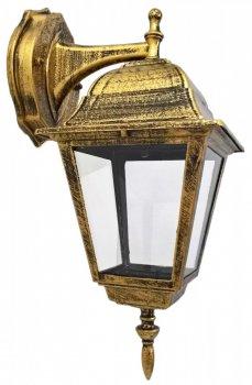 Настінний ліхтар (35х15х19,5 див) Золото постарене YR-9030-w/s-p