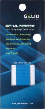 Термопрокладка Gelid GP-Ultimate Thermal Pad 120x20x1.5 мм (TP-GP04-R-C)