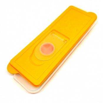 Форма для льда HappyLife силиконовая с крышкой 9.5х27х3.5 см