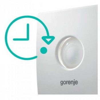 Вытяжной вентилятор Gorenje BVX100WTS