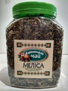 Чай трав'яний натуральний Карпатський чай Меліса 60г
