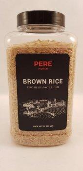 Рис нешлифованный длиннозернистый Pere 800г