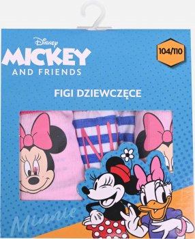 Трусы Disney Minnie DISMF523377383-PACK Розовый/Белый