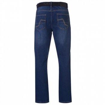 Джинси Pierre Cardin Web Belt Vintage Blue (10050174)