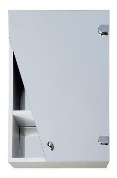 Шкаф зеркальный в ванную Seria A № А01-40 (600 x 400 x 125)