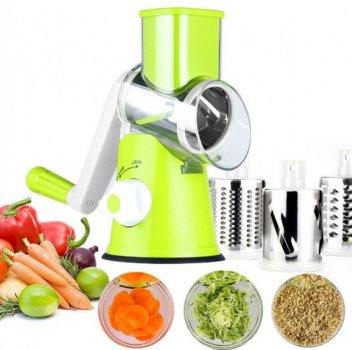 Многофункциональная овощерезка для кухни Kitchen Master Classic Max Зеленый