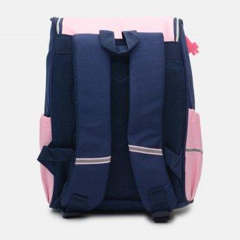 Рюкзак Laras Teddy bear С10dr07-pink Рожевий (С10dr07-pink)