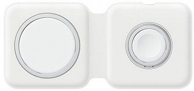 Беспроводное зарядное устройство СolorWay MagSafe Duo Charger (15W) White (CW-CHW32Q-WT)