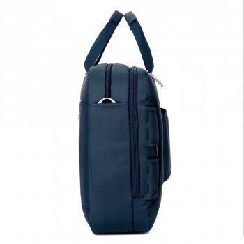 Сумка-рюкзак Moumantu трансформер синій 54348