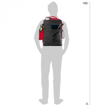 "Рюкзак для ноутбука HP OMEN 17.3"" Black/Red (4YJ80AA)"