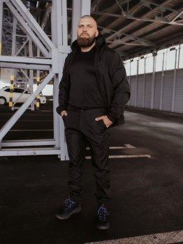 Спортивный костюм IBR Softshell light 1586806974 Черный