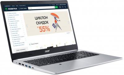 Ноутбук Acer Aspire 5 A515-45G-R3HY (NX.A8AEU.008) Pure Silver