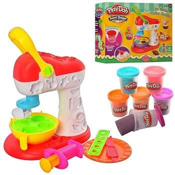 Набор пластилина Play-Doh Мороженое (KTMK3884)