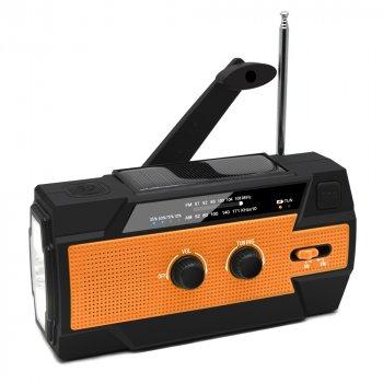 Портативний радіоприймач Wandern MD-090P, Orange